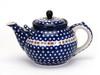 Teapot (1.8 Litres) (Flower Tendril)