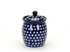 Storage Jar (large) (Blue Eyes)