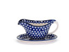 Gravy Boat with Saucer (Blue Eyes)