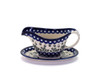 Gravy Boat with Saucer (Love Leaf)
