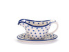Gravy Boat with Saucer (Morning Star)