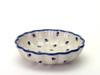 Frilled Dish (large) (Sloeberry)