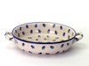 Oven Dish with Handles (large) (Sloeberry)