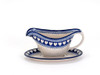 Gravy Boat with Saucer (Light Hearted)