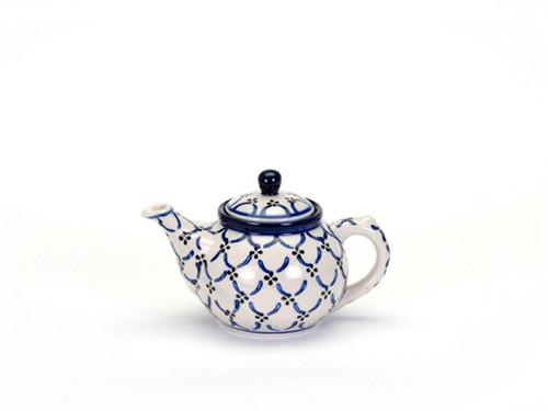 Teapot (0.4 Litre) (Trellis)
