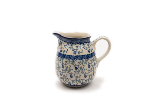 Jug with Lip (0.5 Litre) (Forget Me Not)
