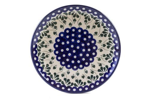 Dinner Plate (25 cm) (Love Leaf)