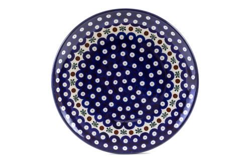 Dinner Plate (25 cm) (Flower Tendril)