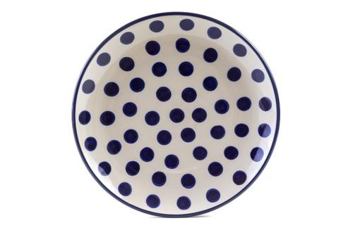 Dinner Plate (25 cm) (Polka Dot)