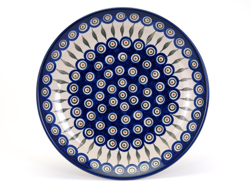Serving Platter (32 cm) (Peacock Eyes)