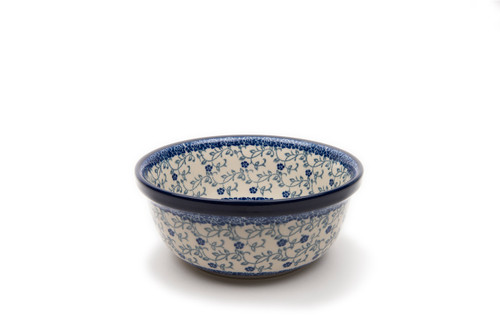 Cereal / Pasta Bowl (large) (Forget Me Not)