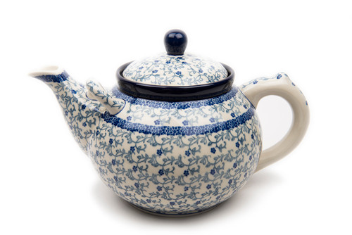 Teapot (3 Litres) (Forget Me Not)