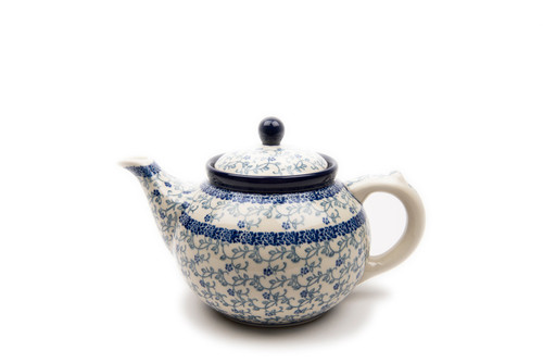 Teapot (1.2 Litres) (Forget Me Not)