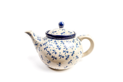 Teapot (1.2 Litres) (Dragonfly)