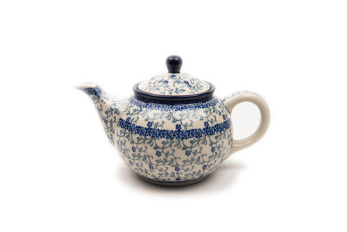 Teapot (0.9 Litre) (Forget Me Not)