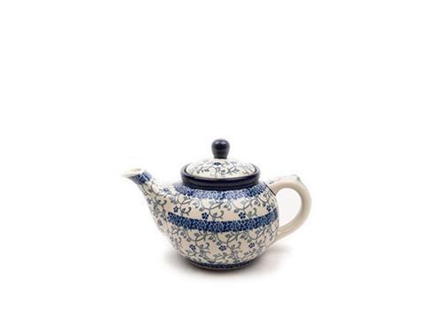 Teapot (0.4 Litre) (Forget Me Not)