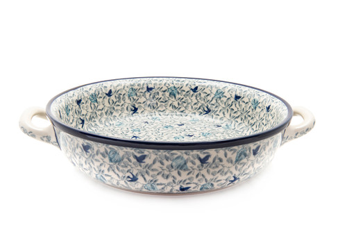 Oven Dish with Handles (large) (Skylark)