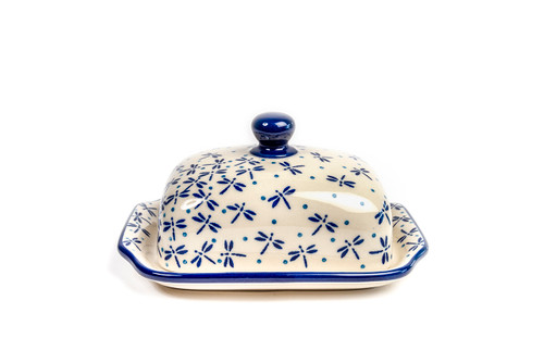 Butter Dish (Dragonfly)