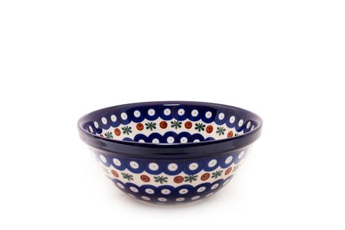 Dessert Bowl (Flower Tendril)