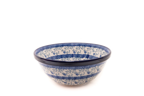 Dessert Bowl (Forget Me Not)