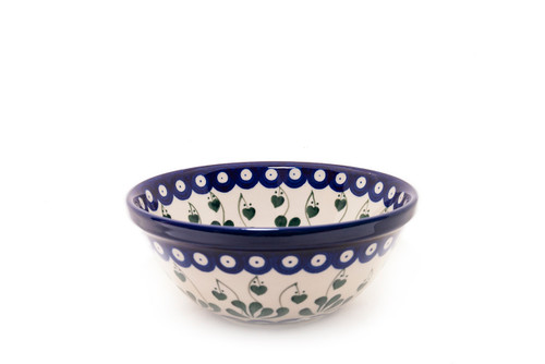 Dessert Bowl (Love Leaf)