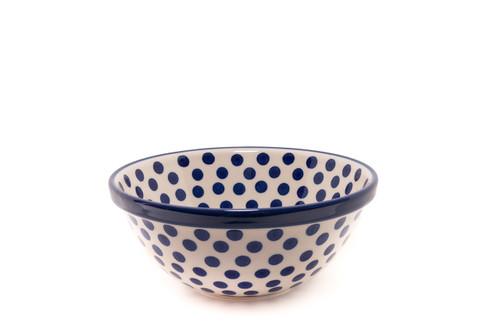 Dessert Bowl (Small Blue Dot)