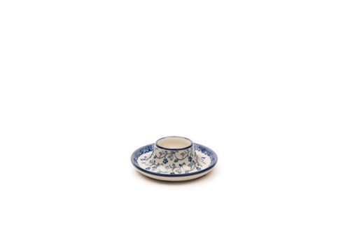 Egg Cup Plate (Forget Me Not)