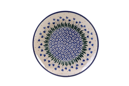 Breakfast Plate (20 cm) (Tulip)