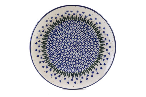 Dinner Plate (25 cm) (Tulip)
