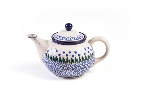 Teapot (0.9 Litre) (Tulip)