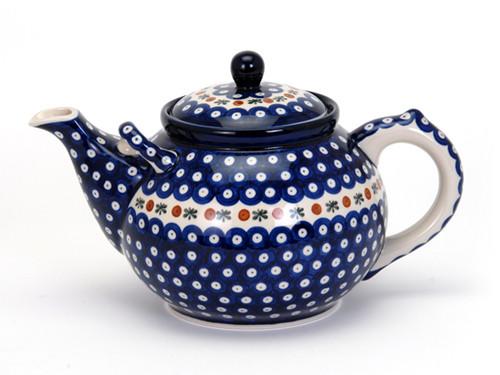 Teapot (3 Litres) (Flower Tendril)