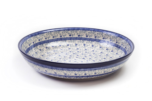 Large Salad Bowl (Forget Me Not)