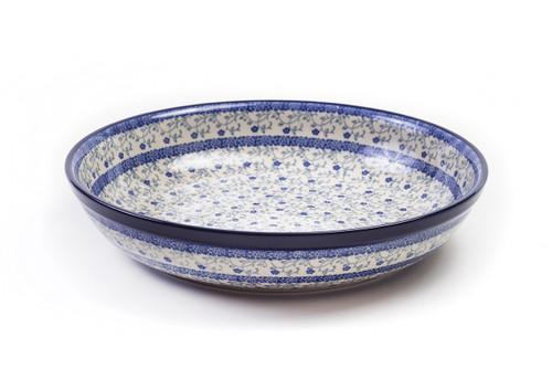 Large Salad Bowl (Forget Me Not)