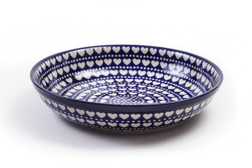 Large Salad Bowl (Heart to Heart)