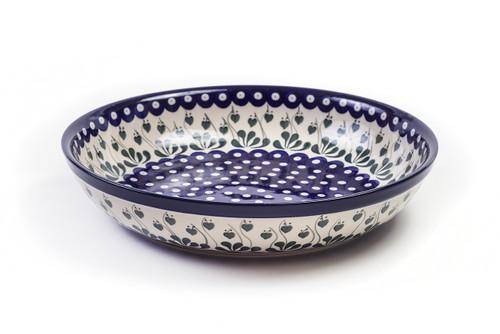 Large Salad Bowl (Love Leaf)