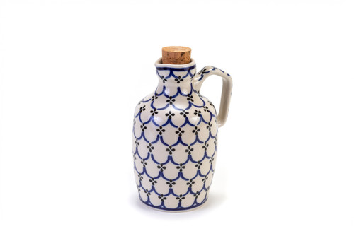 Oil Bottle (Trellis)