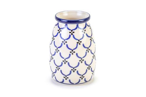Milk Bottle Vase (Trellis)