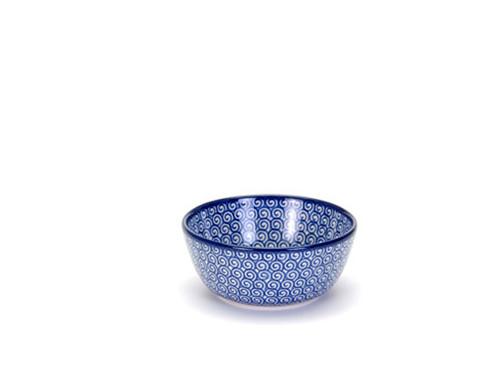 Cereal Bowl (Blue Doodle)