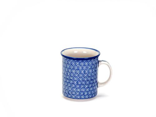 Everyday Mug (Blue Doodle)