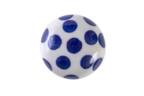 Door Knob (Small Blue Dot)