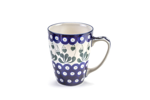 Latte Mug (Love Leaf)