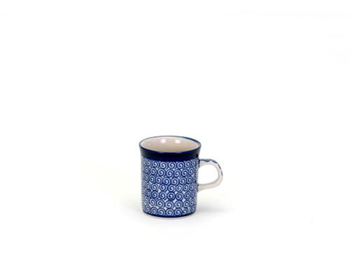Mini Mug (Blue Doodle)