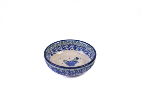 Dipping Dish (Blue Hen)