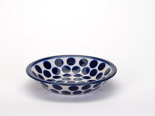 Soup / Pasta Plate (Polka Dot)