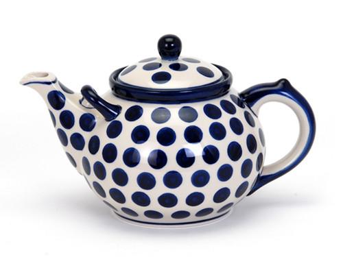 Teapot (3 Litres) (Polka Dot)