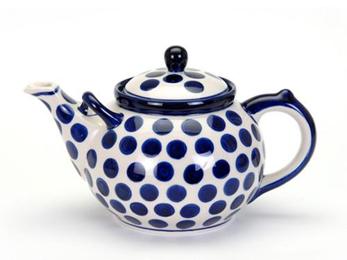 Teapot (1.8 Litres) (Polka Dot)