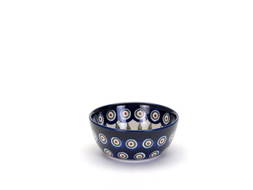 Cereal Bowl (Peacock Eyes)