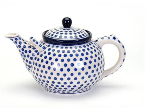 Teapot (3 Litres) (Small Blue Dot)