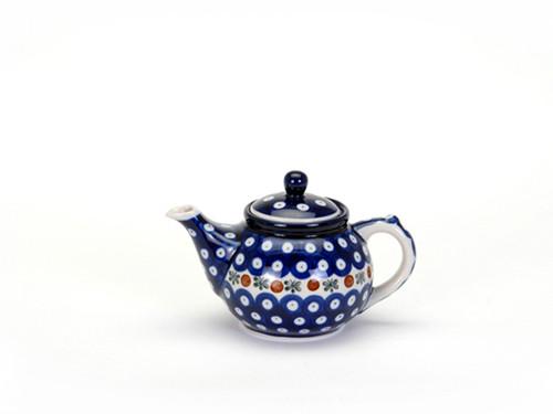 Teapot (0.4 Litre) (Flower Tendril)