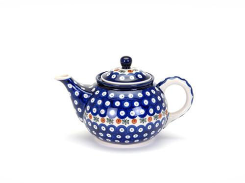 Teapot (0.9 Litre) (Flower Tendril)
